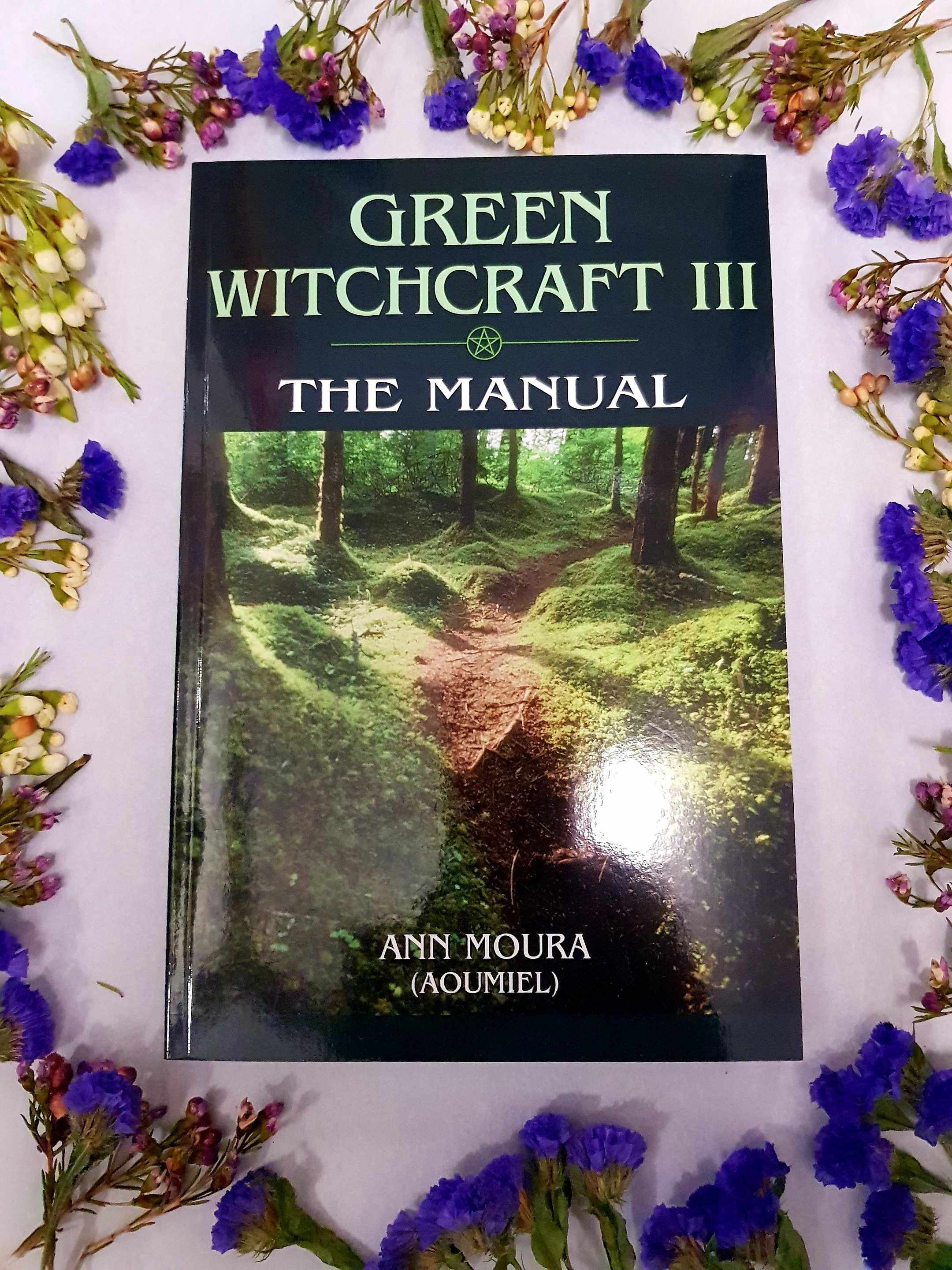 Green Witchcraft 111- The Manual-Gypsy Divine-Gypsy Divine